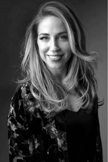 Chrissy Straub   Co-founder; Hair & Makeup Artist