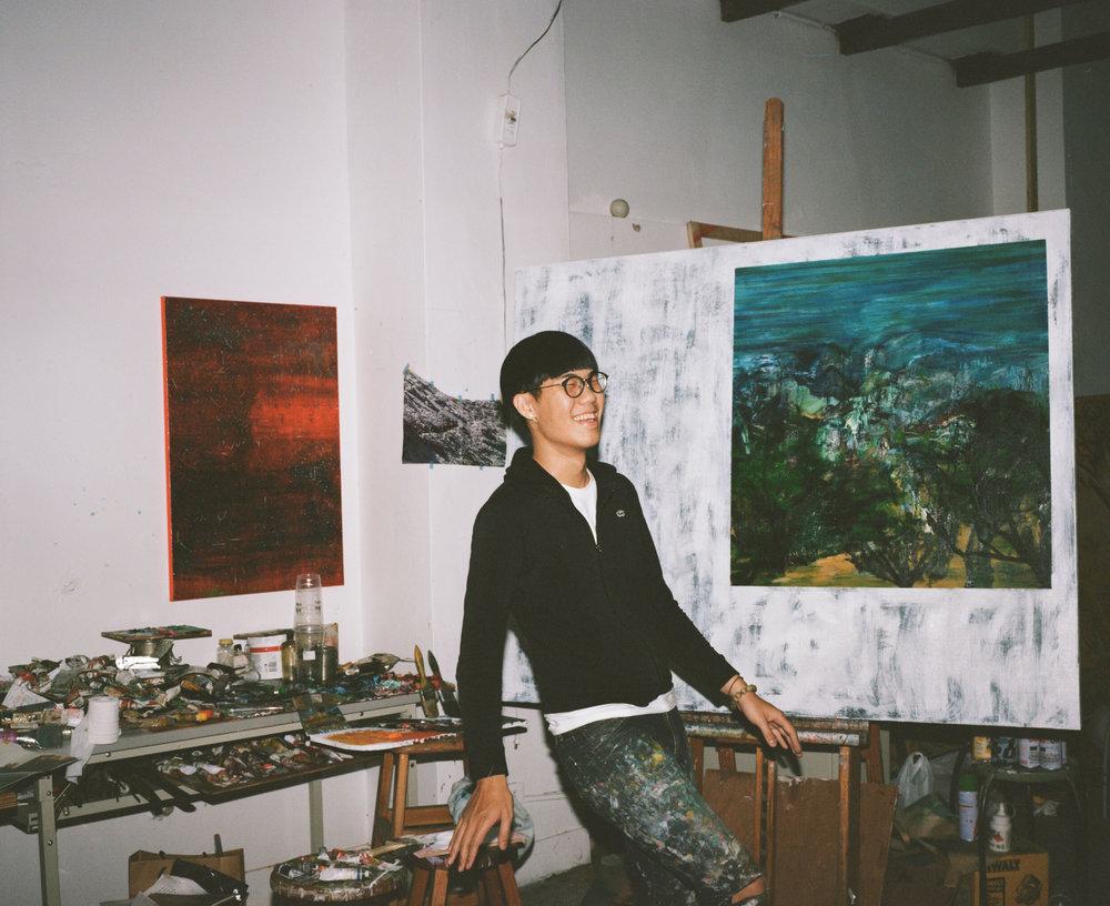 Vincent, Taipei University of the Arts 2016
