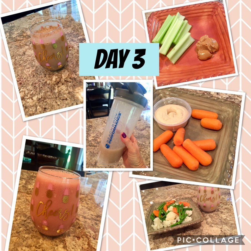 3 day refresh meals