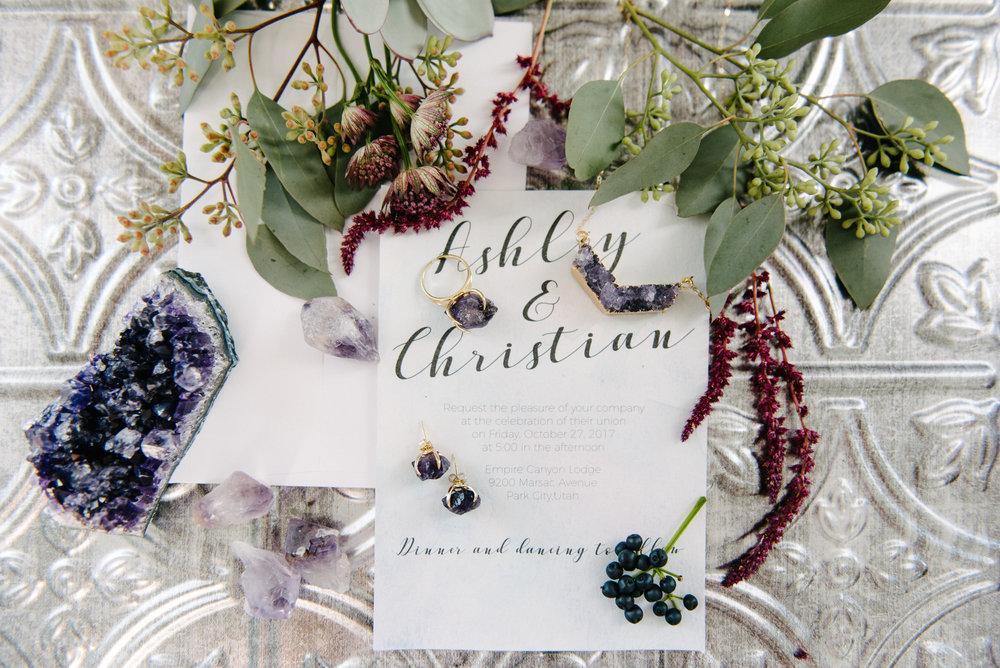 Wedding Stationery Design -