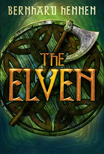 The Elven book cover