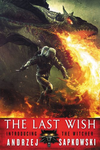 The Last Wish book cover