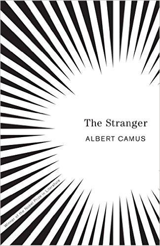 The Stranger book cover