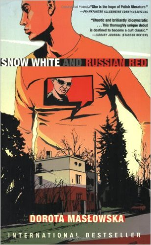 Snow White and Russian Red book cover