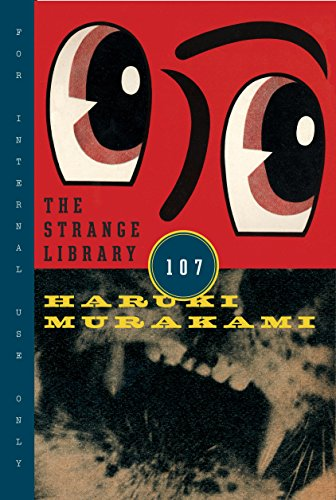 The Strange Library book cover