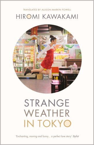 Strange Weather in Tokyo book cover