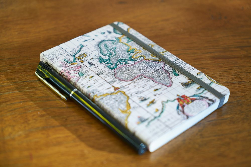 Global notebook