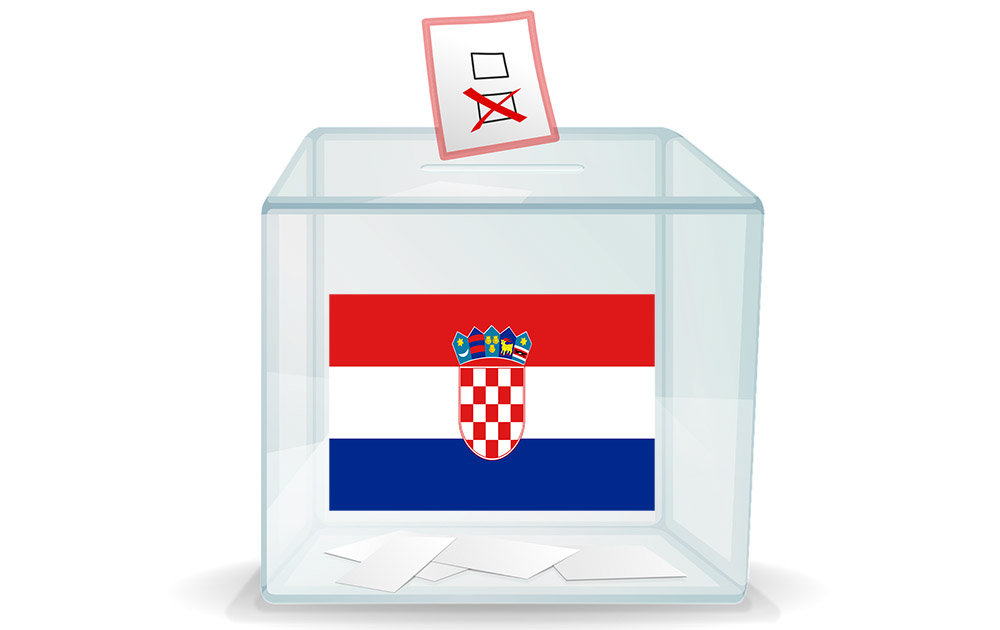 Vote for Croatian book