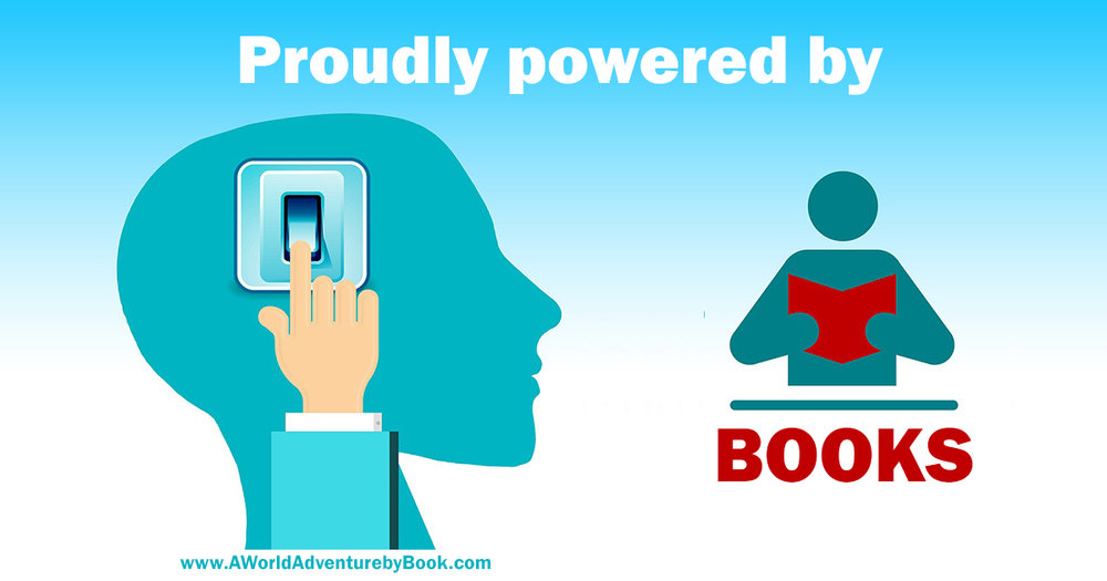 Proudly powered by books