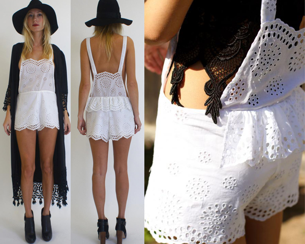 romper, stone cold fox, summer