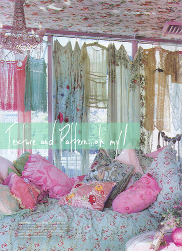 trailer, vintage, 1960, shasta, bedroom, romantic, white, canopy, lace, scarves, curtains, color, betsey johnson