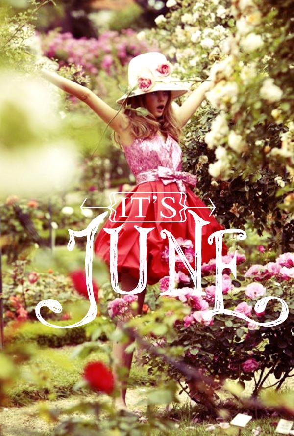 june, flowers, fashion, whim, fancy, joyous