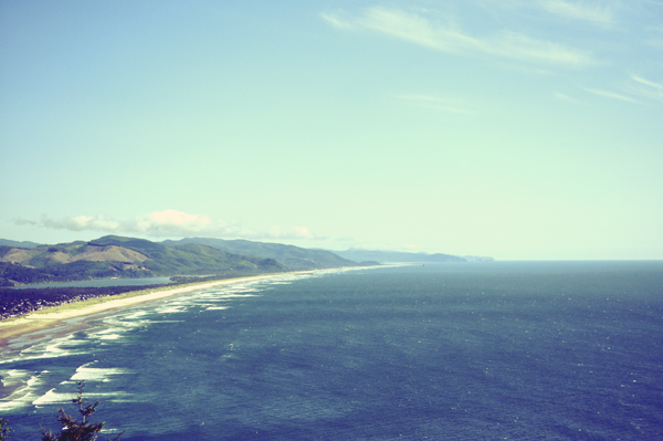 oregon coast, ocean, view, travel, adventure, road trip