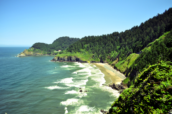 oregon coast, travel, adventure, road trip, ocean view