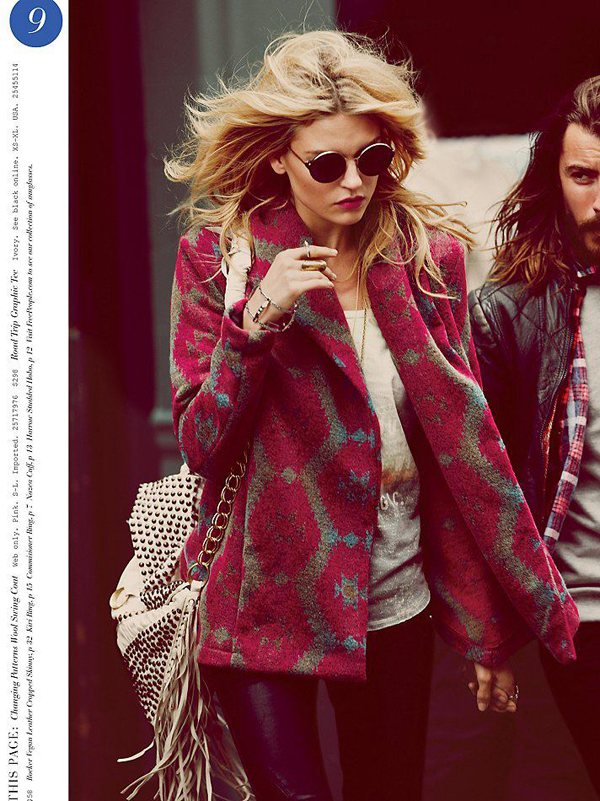 free people sept 2012