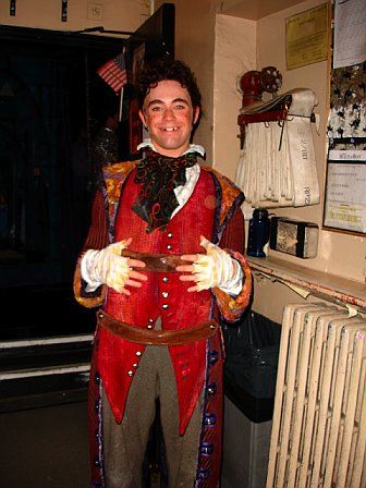Lefou in Beauty and the Beast, Broadway 2006