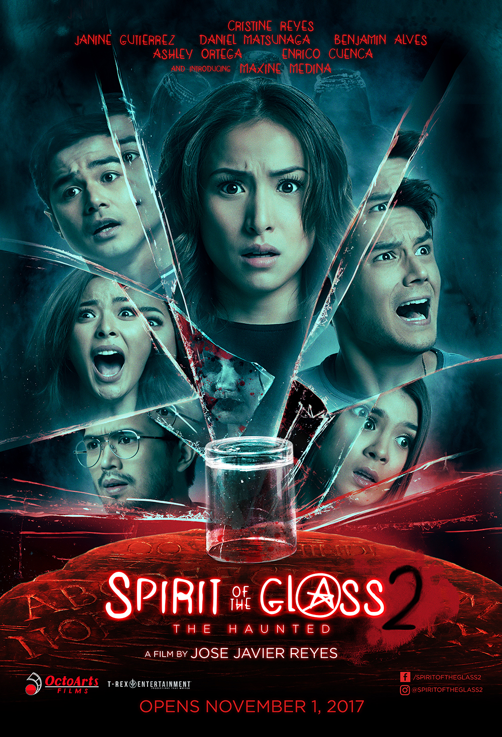Spirit of the Glass 2: The Haunted