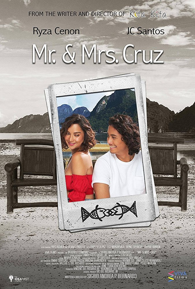 Mr and Mrs Cruz