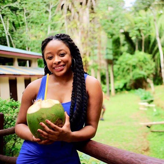 Keywords:  coconut, Belize . . . . . . . . . . . . . . #blackgirlstraveltoo #blackgirlstravel #travelnoire #blackqueens #blackqueensmatter #blackpageants #morethanapageant #scholarshippageant #kelsihorn #missblackusa