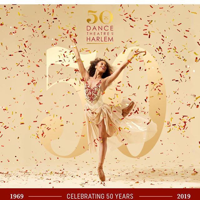 On this 12th day of Black History Month, we celebrate former Miss Black USA Daphne Lee Who is a professional ballerina with the famed Dance Theater of Harlem.  We also salute the ballet company which is celebrating their 50 year anniversary. @dancetheatreofharlem . #dth50 #happybirthdaydth #blackhistorymonth #blackhistoryfacts #blackhistory365 #brownballerina #ballet #balletdancer #prodancer #missblackusa