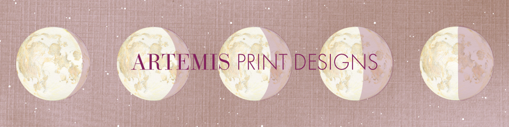 Visit my Etsy shop to check out my printable art and paper goods!