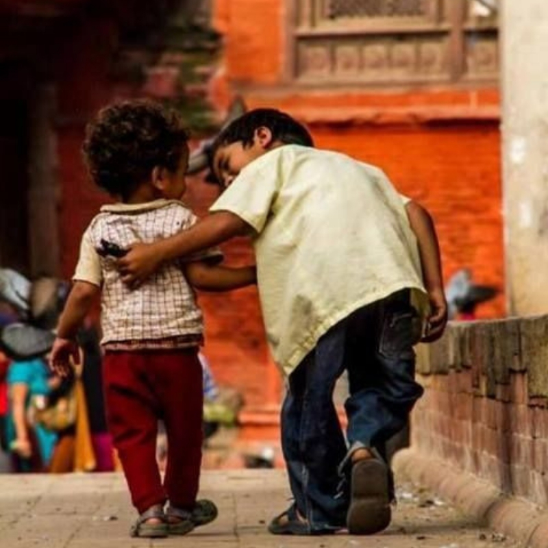 6. Be in tune with the needs of others. -
