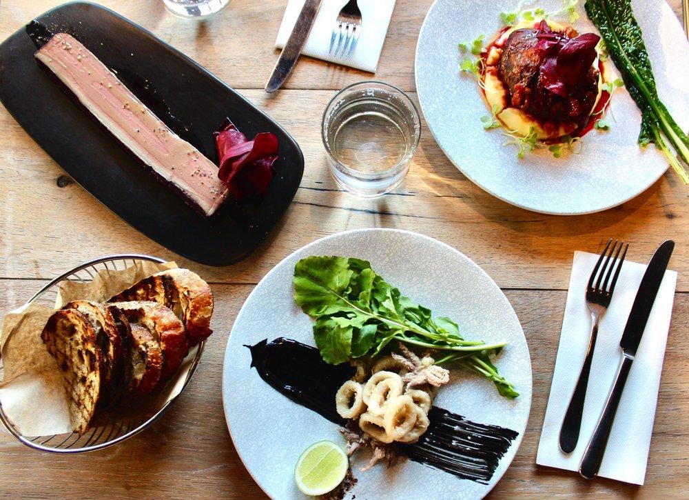 Gazebo-Aperitivo-Bar-Plates-Squid-Pate-Beef.jpg