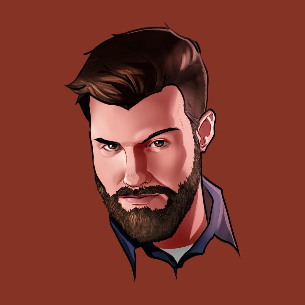GREG H.   In-House Animator
