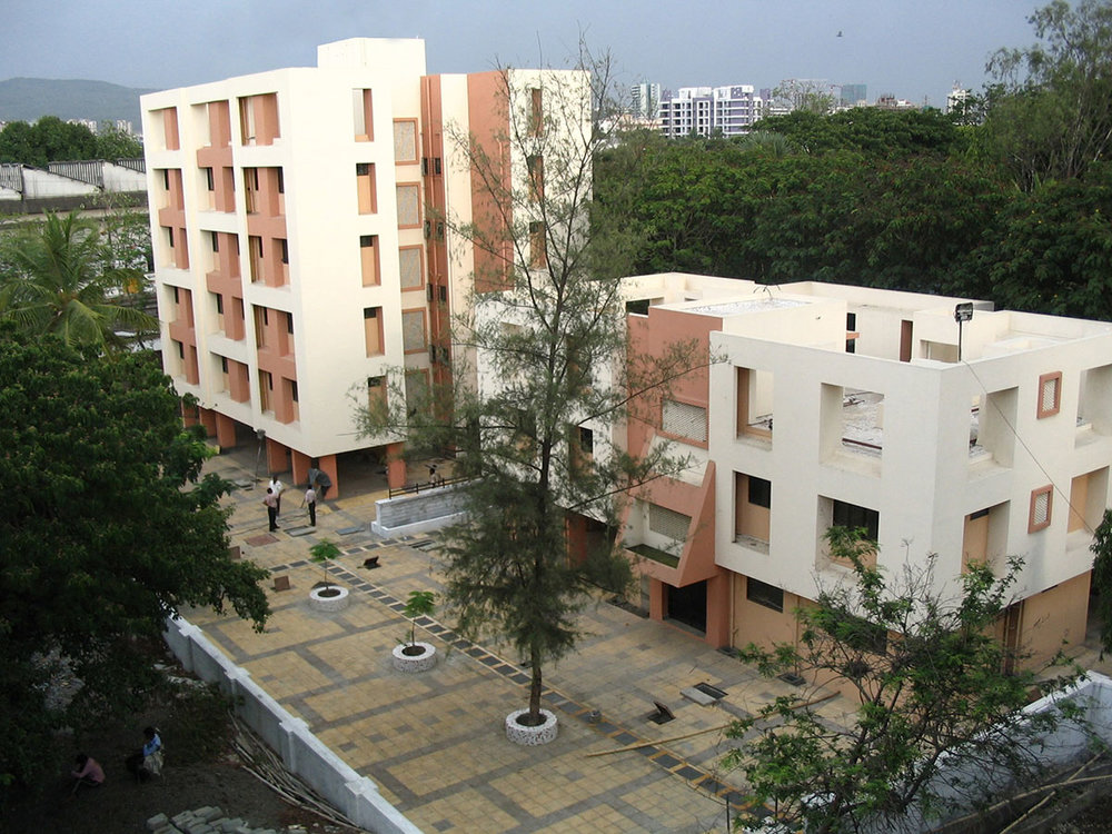 Staff residences