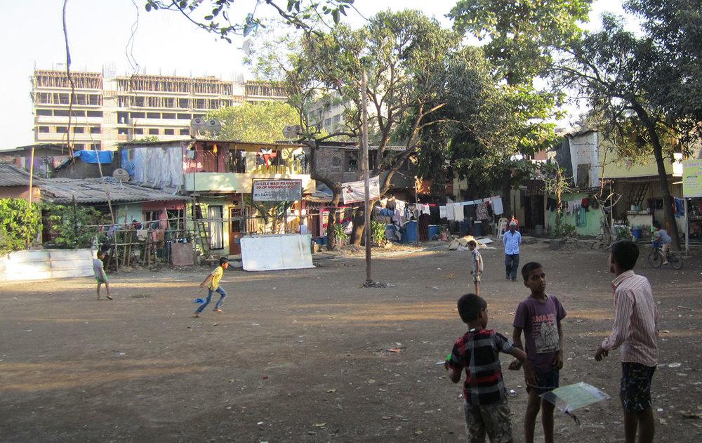 Lelewadi Slum