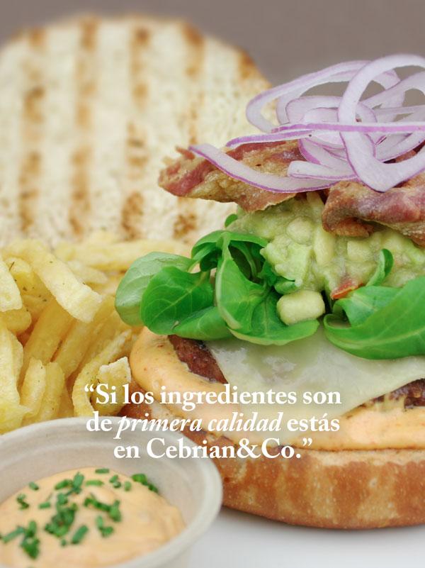 hamburguesa del mes hamburgueseria cebrian