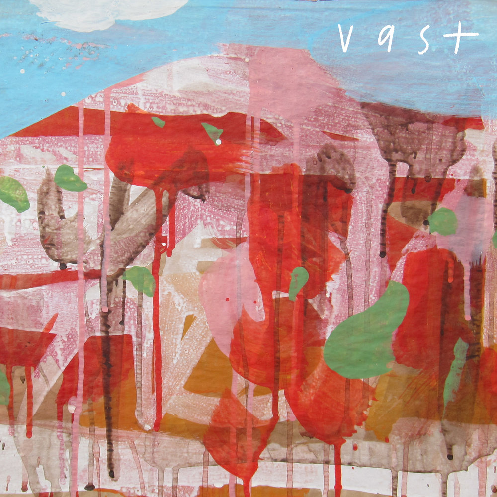 'VAST' THE ALBUM - VAST the album will be all yours to love in November, but in the meantime immerse yourself in the incredible lead single by Paul Dempsey, written with Sally Seltmann during the Vast Week at Cossack (Bajinhurrba).Album cover art by Robert Moore.
