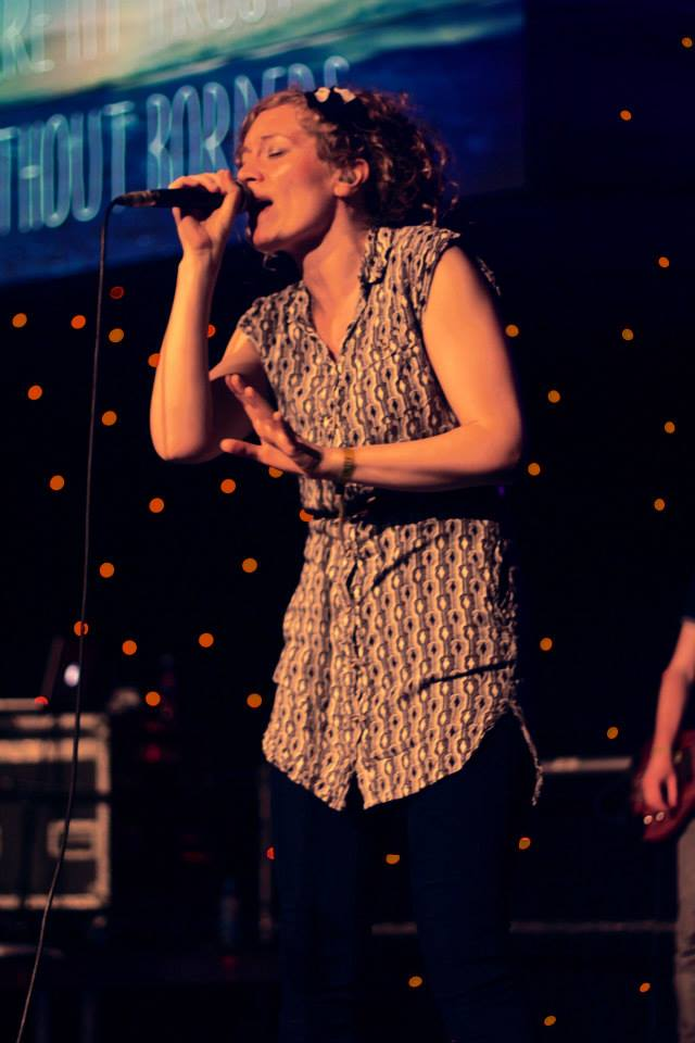 Tina Mann, 34, Interior Designer, Solo Artist and Worship Leader at Ivy Church Manchester, UK