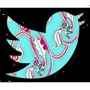 24,500+ followers - (TVS + 7 band members' accounts)
