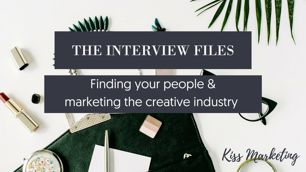 ... Her Top Tips For Marketing Your Biz