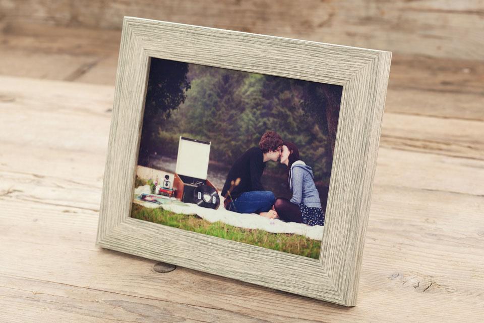 The Abode Desk Frame