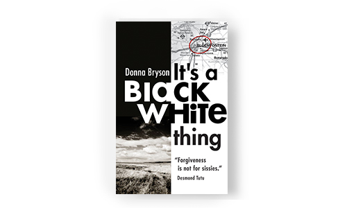 it's a black white thing book cover