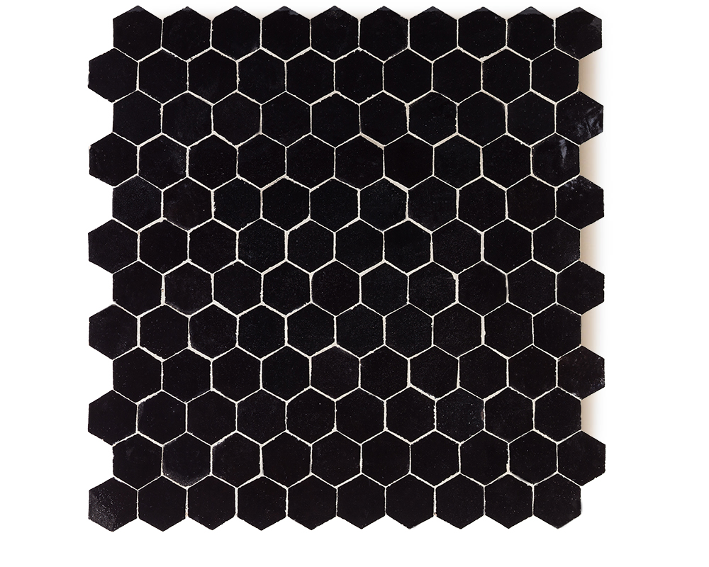 BASIC COLLECTION: HEXAGON pre-assembled 30x30x1,2 cm