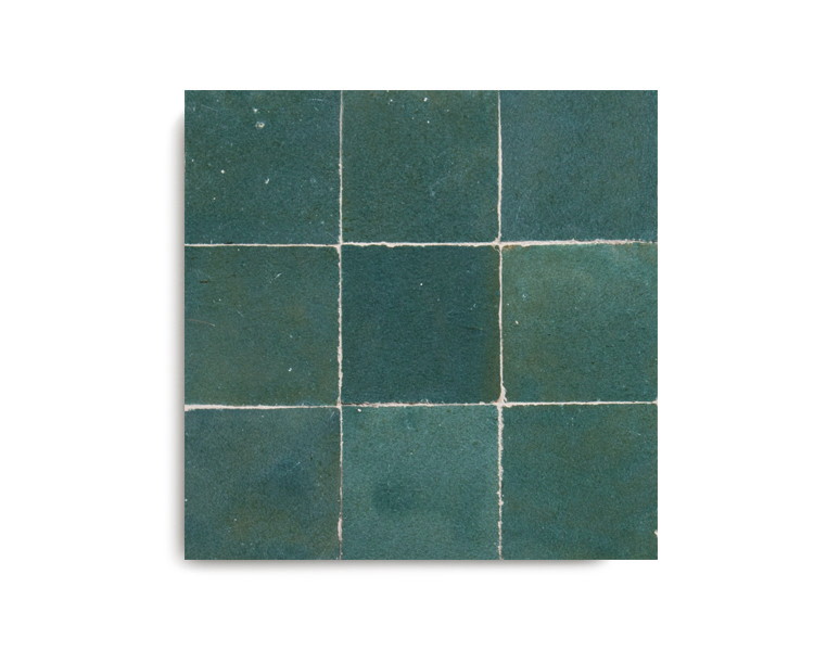 THE CLASSIC | PETROL BLUE  (IN STOCK)  10x10x1,2 cm | R1960/box