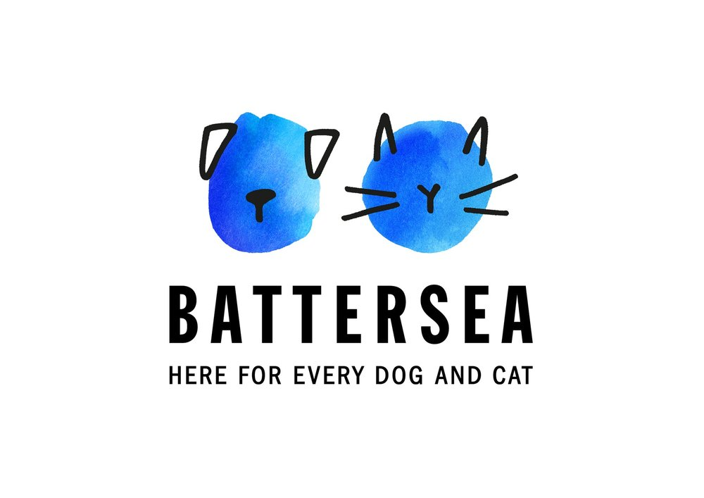Battersea logo created by Marina Willer