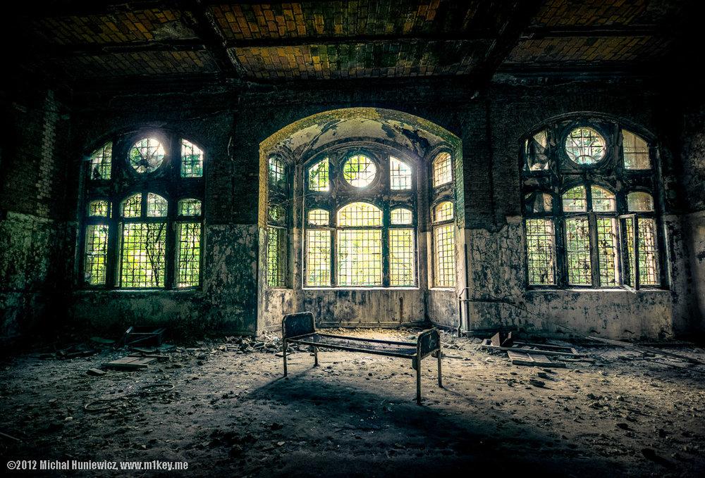 Beelitz-Heilstätten Hospital