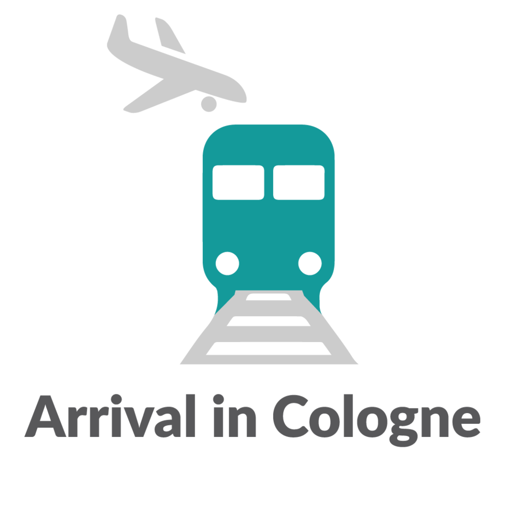 CHANGE TO COLOGNE