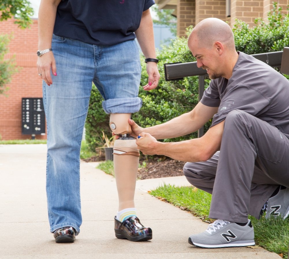 orthotists and prosthetists