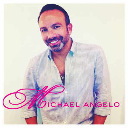 Supermodels and celebrities come to Michael Angelo because, well, he makes them look and feel like supermodels and celebrities. @m_r_angelo