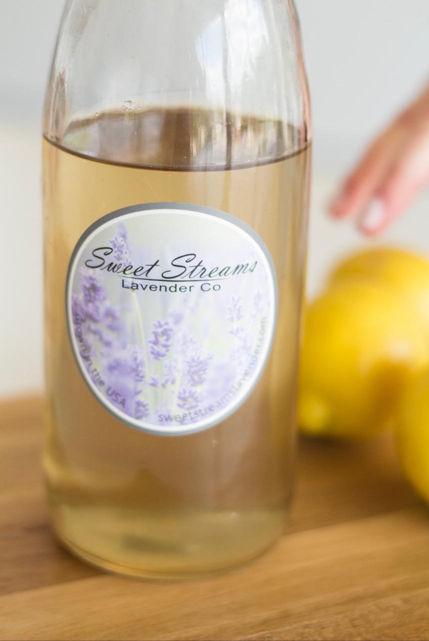 sweet streams lavender infused simple syrup