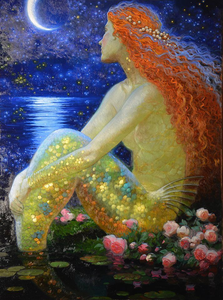 Painting by Victor Nizovtsev
