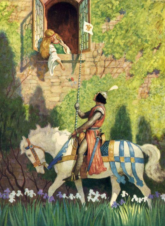 Art by N.C. Wyeth