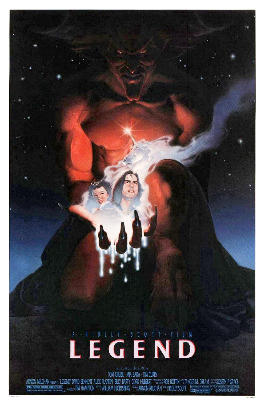 Poster art by John Alvin