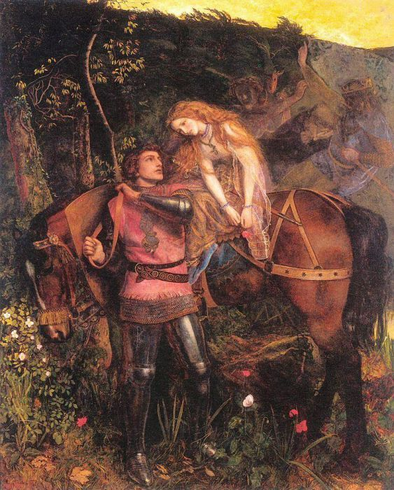 Art by Arthur Hughes