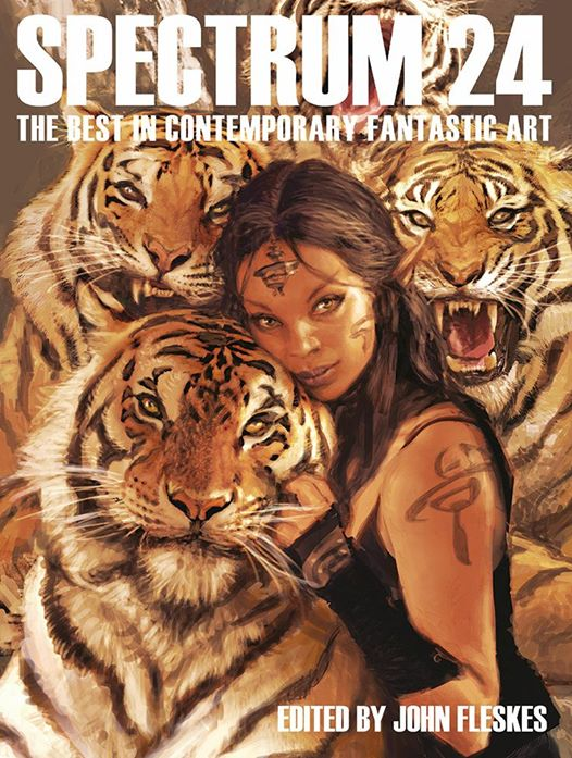 Cover art by  Iain McCaig
